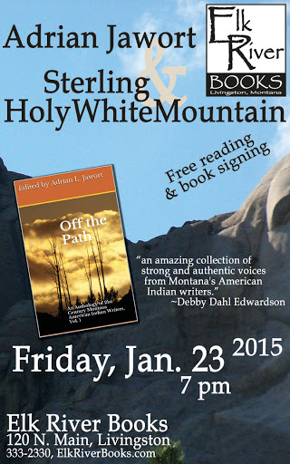 Image for Ardian Jawort and Sterling HolyWhiteMountain Poster, 23 January 2015
