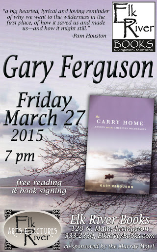 Image for Gary Ferguson Poster, 27 March 2015