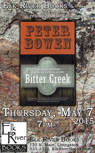 Image for Peter Bowen Poster, 07 May 2015