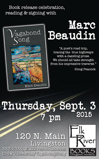 Image for Marc Beaudin Poster, 03 September 2015