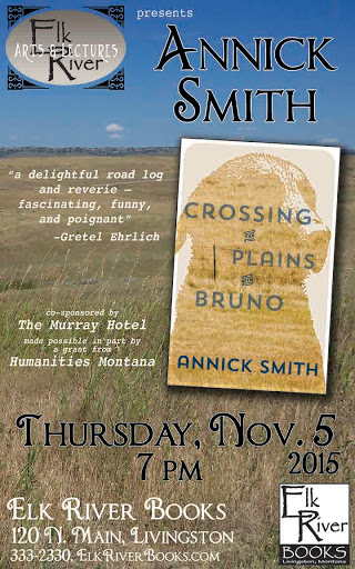 Image for Annick Smith Poster, 05 November 2015