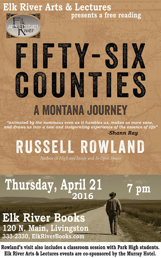 Image for Russell Rowland Poster, 21 April 2016