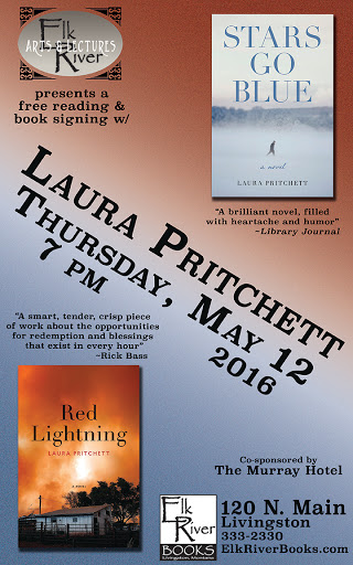 Image for Laura Pritchett Poster, 12 May 2016