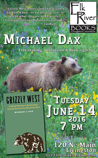 Image for Michael Dax Poster, 14 June 2016
