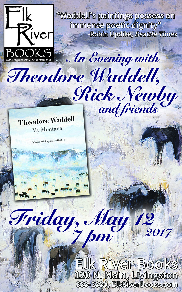 Image for Ted Waddell Poster, 12 May 2017