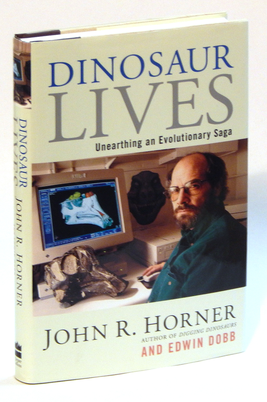 Image for Dinosuar Lives: Unearthing an Evolutionary Saga