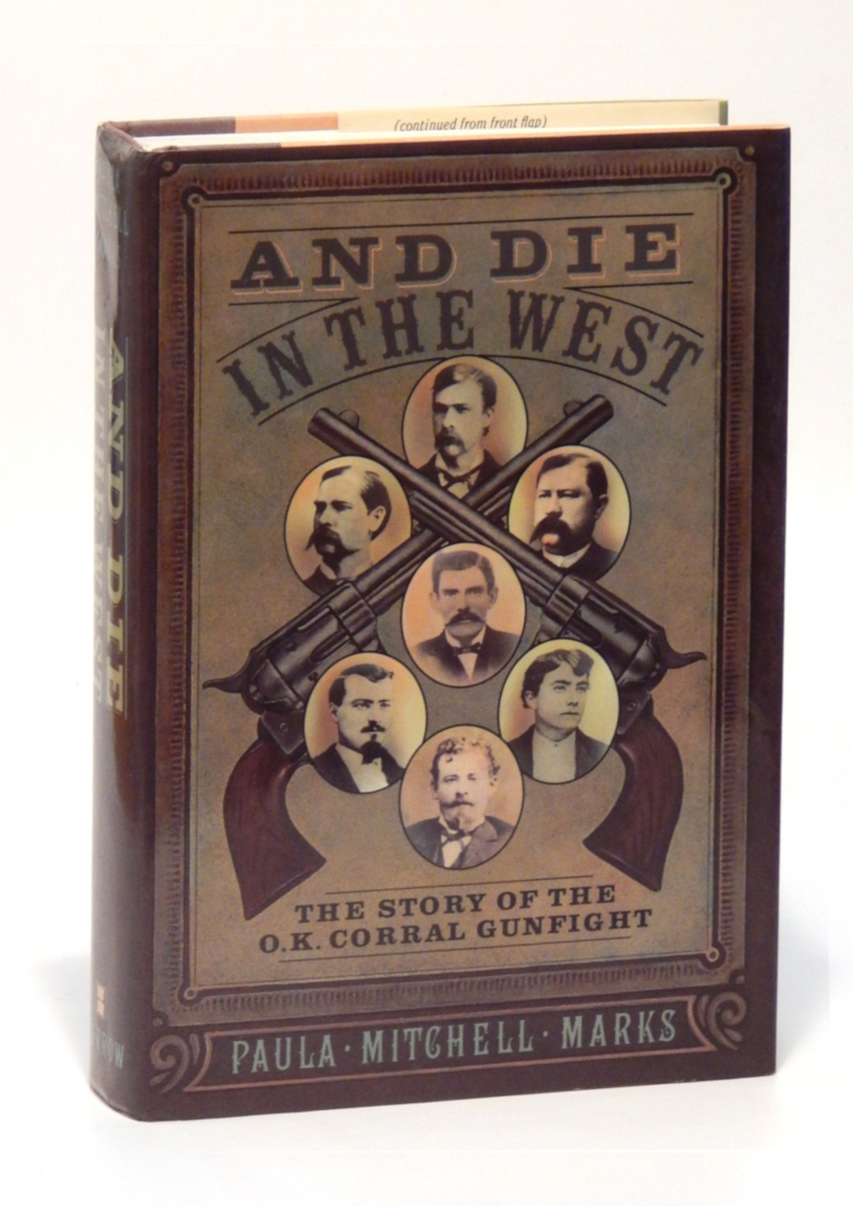 Image for And Die in the West:  The Story of the OK Corral Gunfight