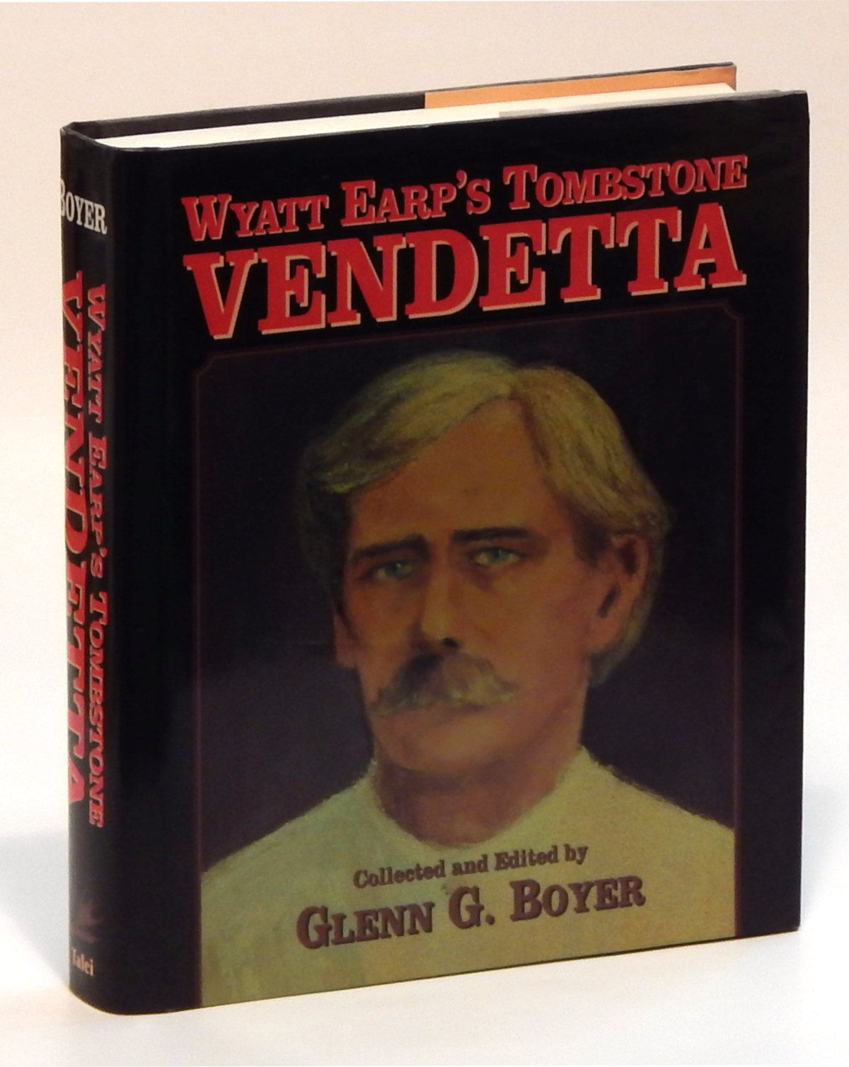 Image for Wyatt Earp's Tombstone Vendetta [with extra materials]