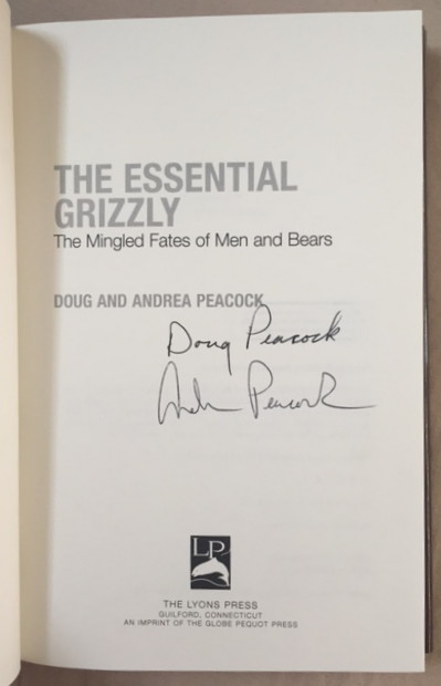 Image for The Essential Grizzly