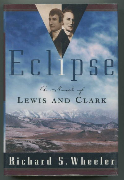 Image for Eclipse A Novel of Lewis and Clark
