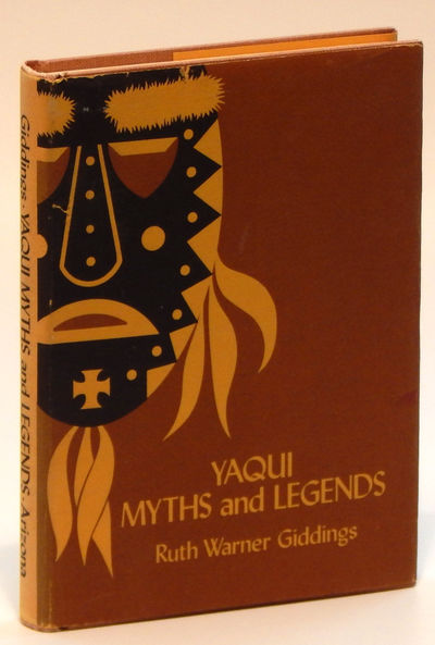 Image for Yaqui Myths and Legends