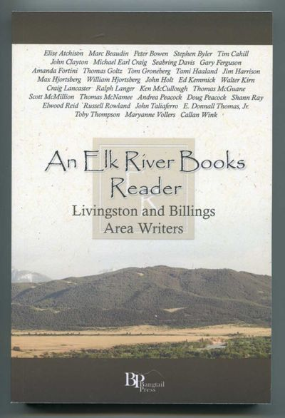 Image for An Elk River Books Reader Livingston and Billings Area Writers