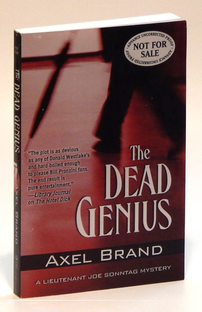 Image for The Dead Genius