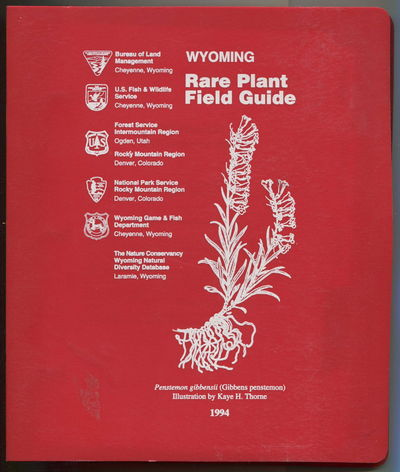 Image for Wyoming Rare Plant Field Guide