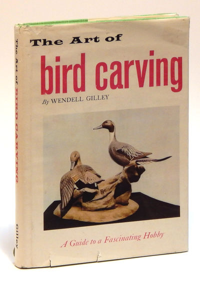 Image for The Art of Bird Carving: A Guide to a Fascinating Hobby