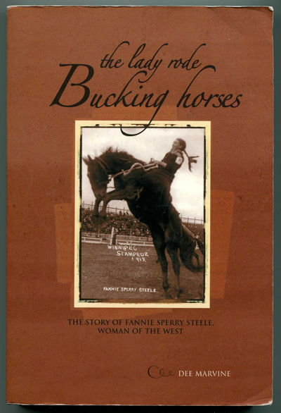 Image for The Lady Rode Bucking Horses