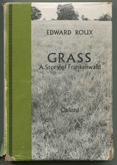 Image for Grass: A Story of Frankenwald