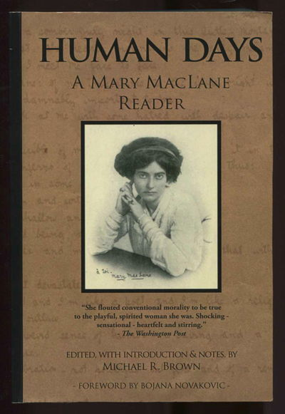 Image for Human Days: A Mary MacLane Reader