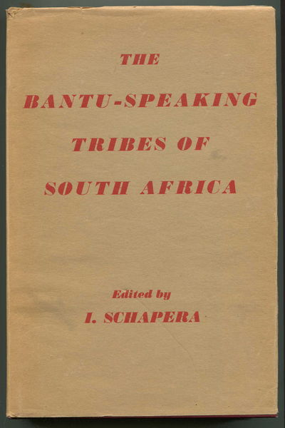 Image for The Bantu-Speaking Tribes of South Africa