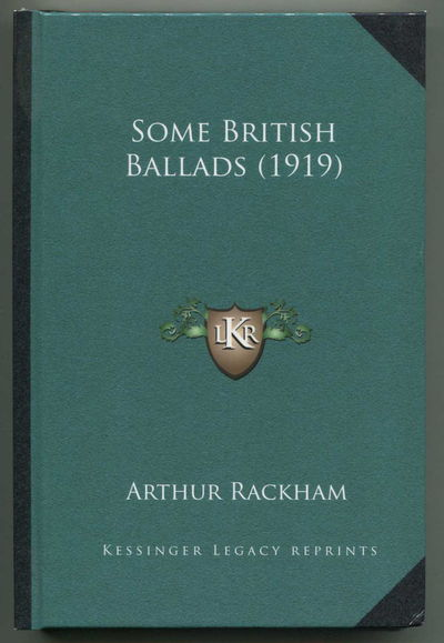 Image for Some British Ballads (1919)