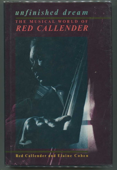 Image for Unfinished Dream: The Musical World of Red Callender