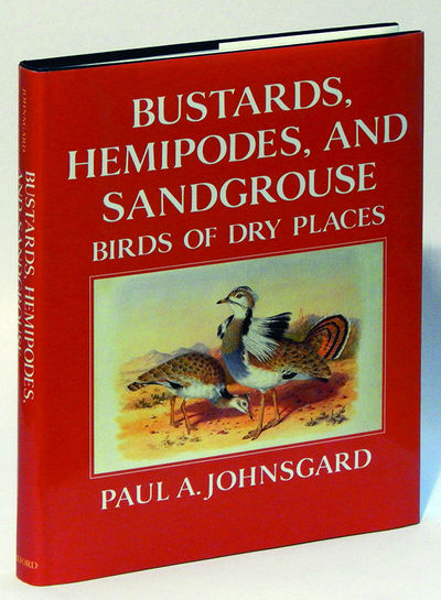 Image for Bustards, Hemipodes, and Sandgrouse: Birds of Dry Places