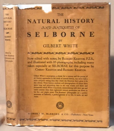 Image for The Natural History and Antiquities of Selborne