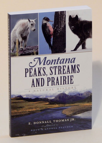 Image for Montana Peaks, Streams and Prairie: A Natural History