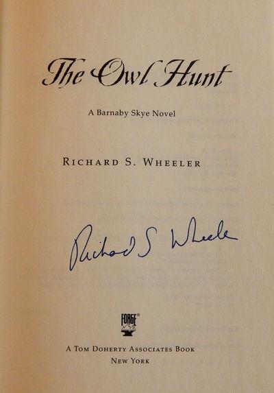 the owl hunt wheeler richard s