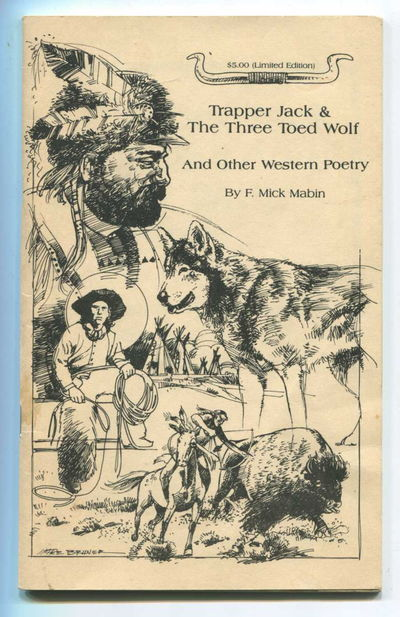 Image for Trapper Jack & the Three Toed Wolf