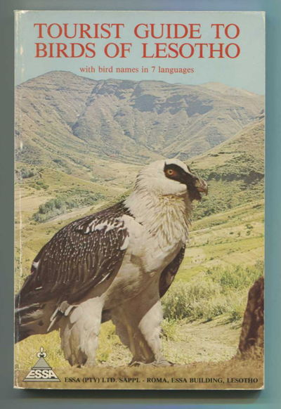 Image for Tourist Guide to Birds of Lesotho