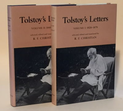 Image for Tolstoy's Letters Volumes 1 & 2,