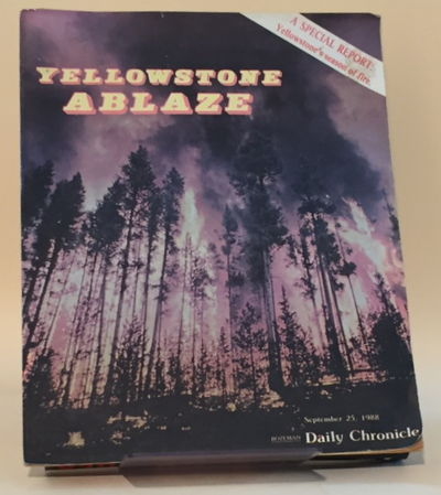 Image for Yellowstone Ablaze