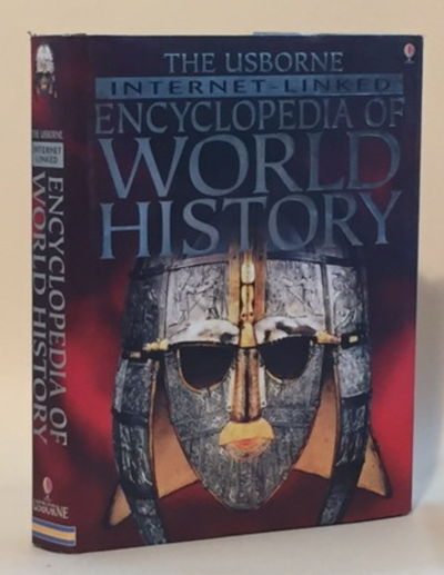Image for The Usborne Internet-Linked Encyclopedia of World History