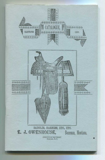 Image for Saddles, Harness, Etc., Etc.: Illustrated Catalogue, 1889