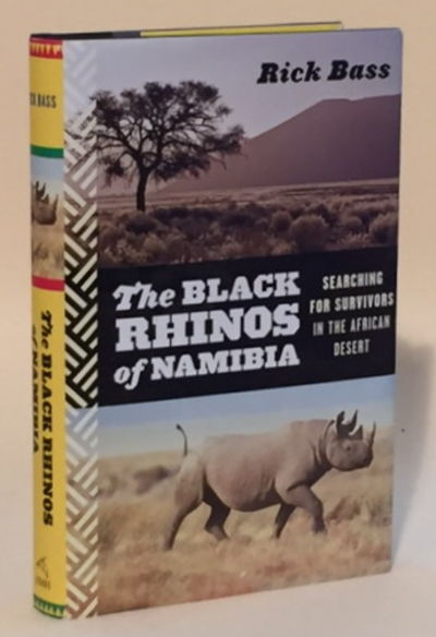 Image for The Black Rhinos of Namibia