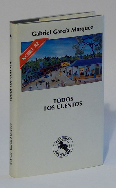 Image for Todos los Cuentos [Collected Stories]