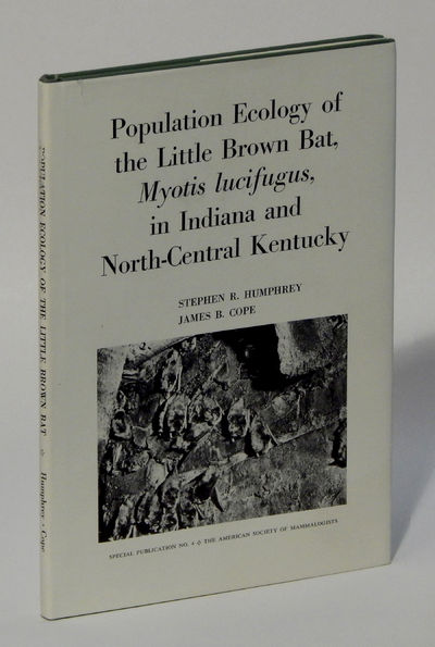 Image for Population Ecology of the Little Brown Bat, Myotis lucifugus, in Indiana and North-Central Kentucky