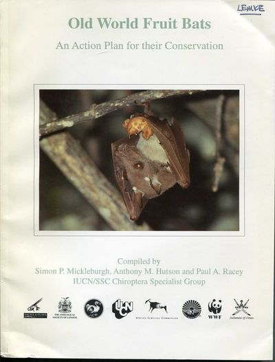 Image for Old World Fruit Bats: An Action Plan for their Conservation