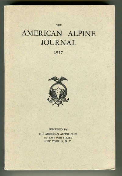 Image for American Alpine Journal Vol X, No. 2 1957