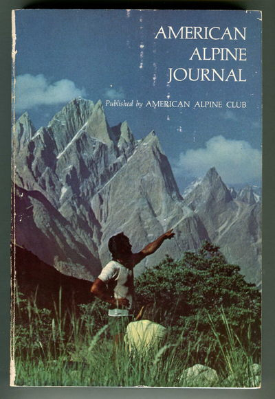 Image for American Alpine Journal Vol XXI, No. 2 1978