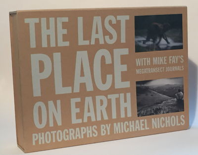 Image for The Last Place on Earth and Megatransect: Mike Fay's Journals: Box Set