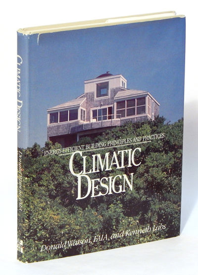 Image for Climatic Design: Energy-Efficient Building Principles and Practices