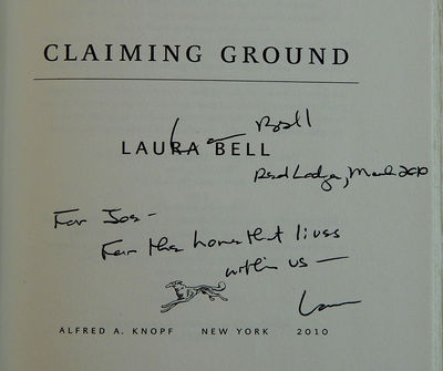 Image for Claiming Ground
