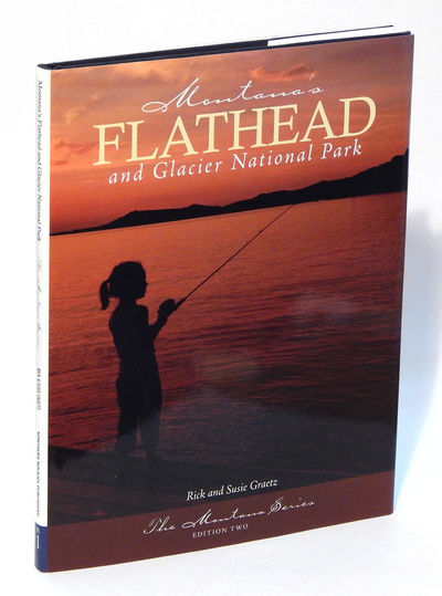Image for Montana's Flathead and Glacier National Park: The Montana Series, Edition Two