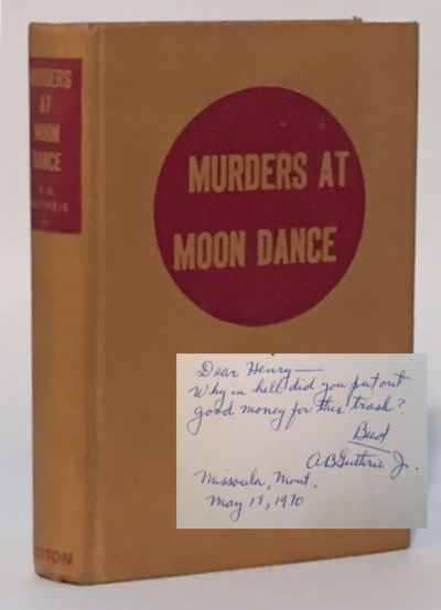 Image for Murders at Moon Dance