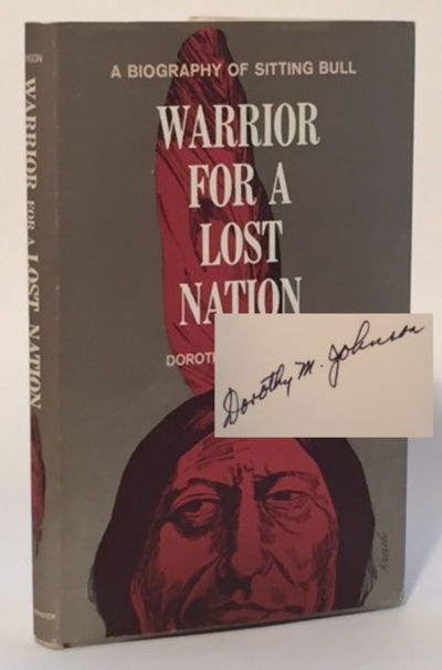 Image for Warrior for a Lost Nation