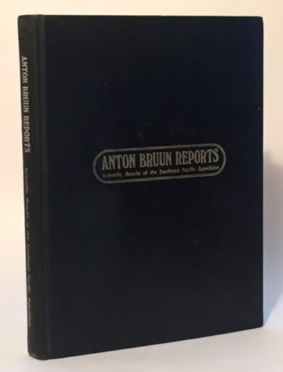 Image for Anton Bruun Reports: Scientific Results of the Southeast Pacific Expedition