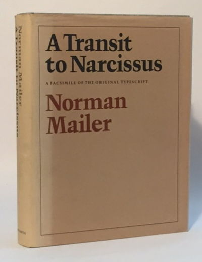 Image for A Transit to Narcissus A Facsimile of the Original Transcript